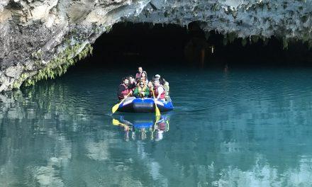 Saklı Güzellik; Altınbeşik Mağarası