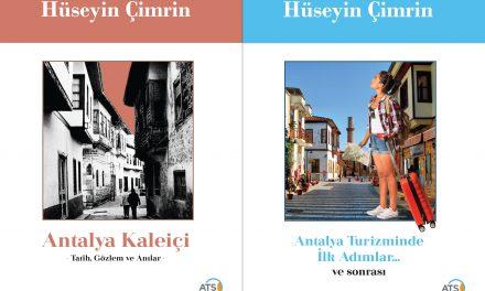 ATSO'dan Kent Kültürüne İki Değerli Katkı