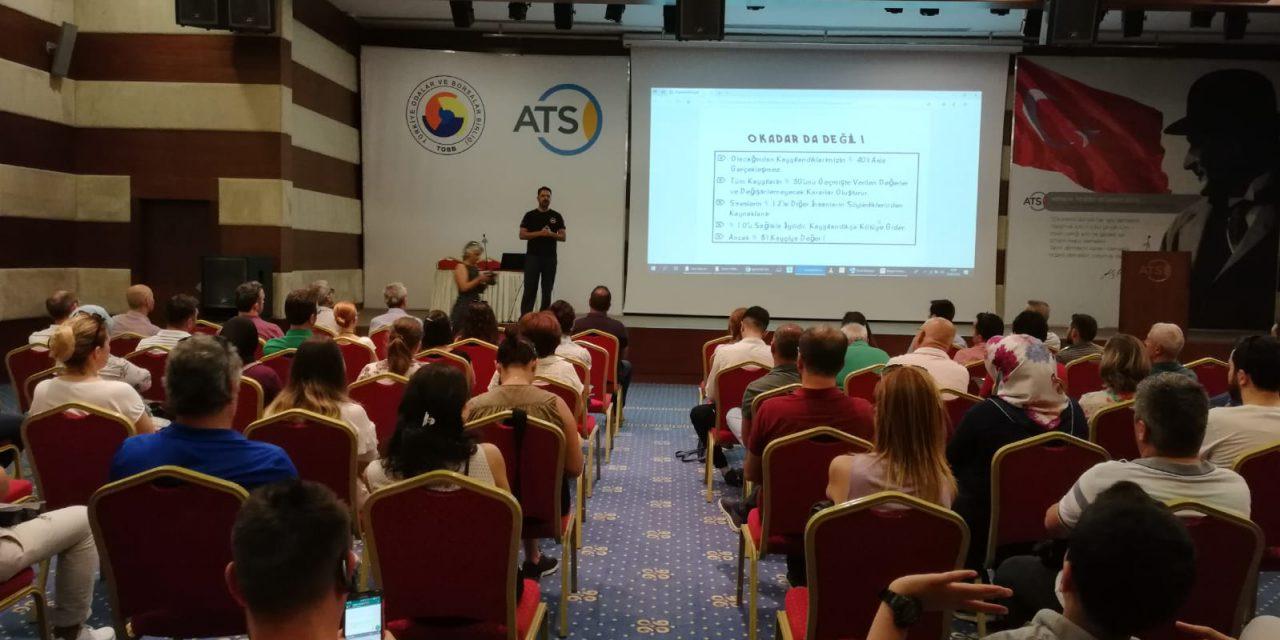 Eğitime ATSO imzası