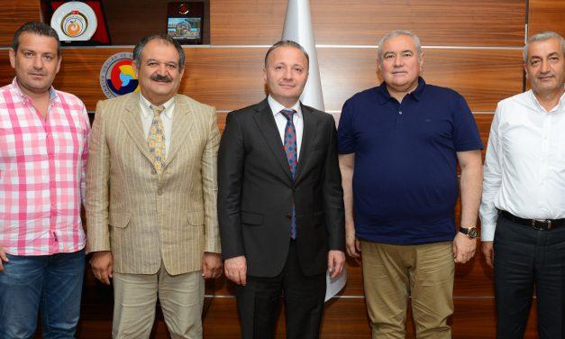 Başkan Çetin: Turizm Şoförleri Üniversiteli Olsun