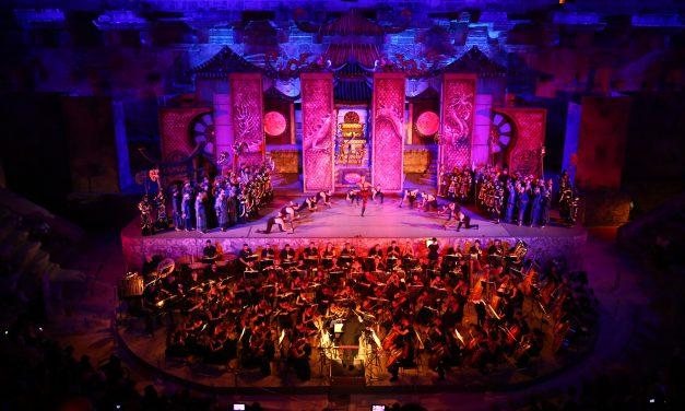 25. Uluslararası Aspendos Opera ve Bale Festivali Başladı