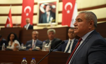 ATSO Ekim Ayı Meclis Toplantısı Yapıldı