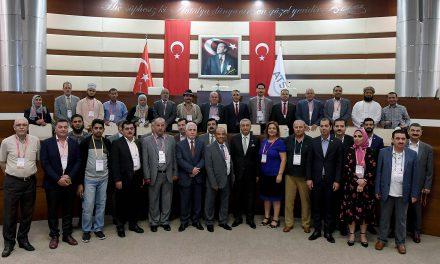 InterFresh 2018 Alım Heyeti, ATSO'yu Ziyaret Etti
