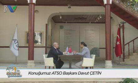 ATSO ile Sektörel Gündem Programı