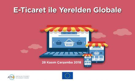E-Ticaret ile Yerelden Globale