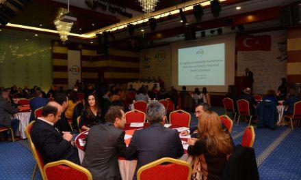 İş Sağlığı ve Güvenliği Sektöründe Sorunlar ve Çözüm Önerileri Arama Çalıştayı ATSO'da Yapıldı