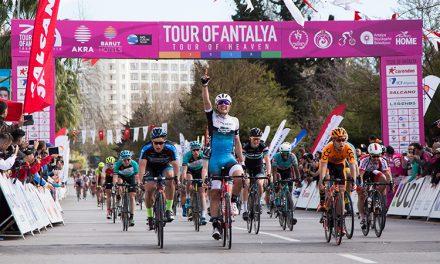 Tour of Antalya 21-24 Şubat 2019 tarihlerinde düzenlenecek