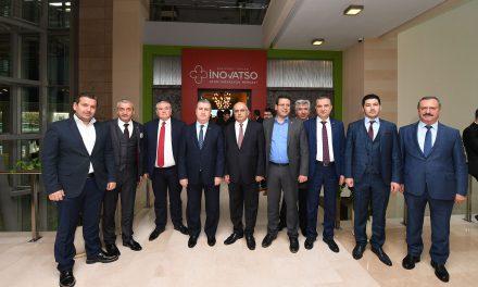 "ATSO İnovasyon Merkezi ""İNOVATSO"" Açıldı"