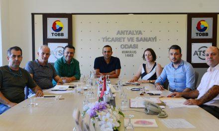'Türkçe Konuşan Girişimciler Programı Antalya'da yapılsın'