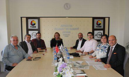 ATSO 46'ncı grup 'Turizm ve seyahat' fuarına katılacak