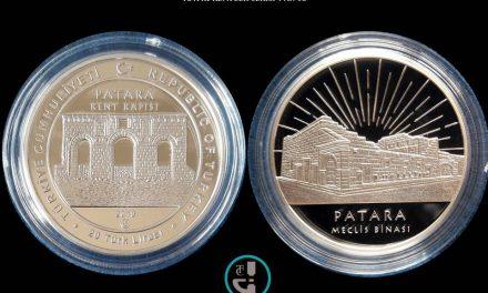 Darphane'den Patara Hatıra Parası