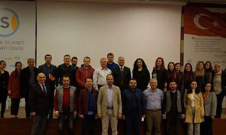 ATSO'da Özel Eğitim Kurumlarında Çalışma İlişkileri Semineri Yapıldı
