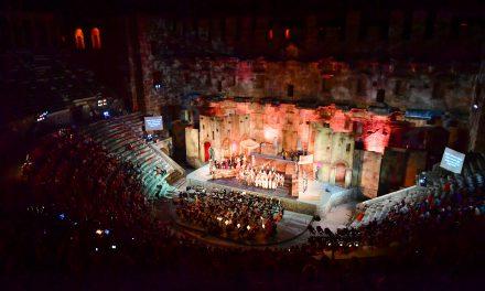 Aspendos Festivali Carmen'le başladı