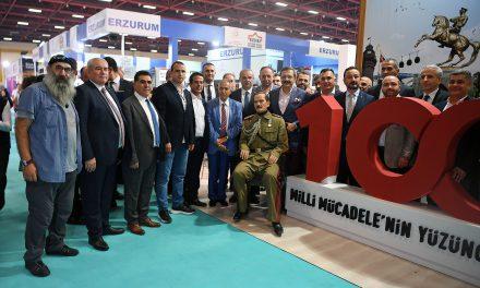 Türkiye'nin 81 ili YÖREX'te buluştu