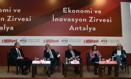 ATSO Ekonomi ve İnovasyon Zirvesi Yapıldı