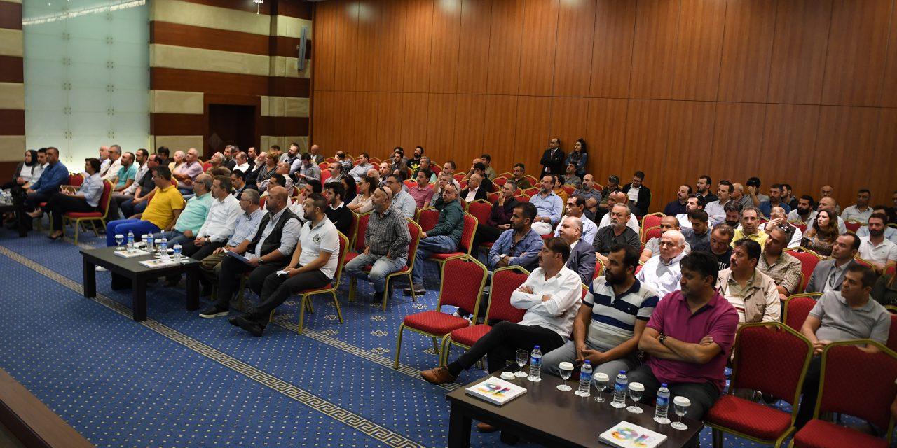 ATSO'da otelciler tasarıyı tartıştı: 'Konaklama Vergisi' kayıt dışını arttırır