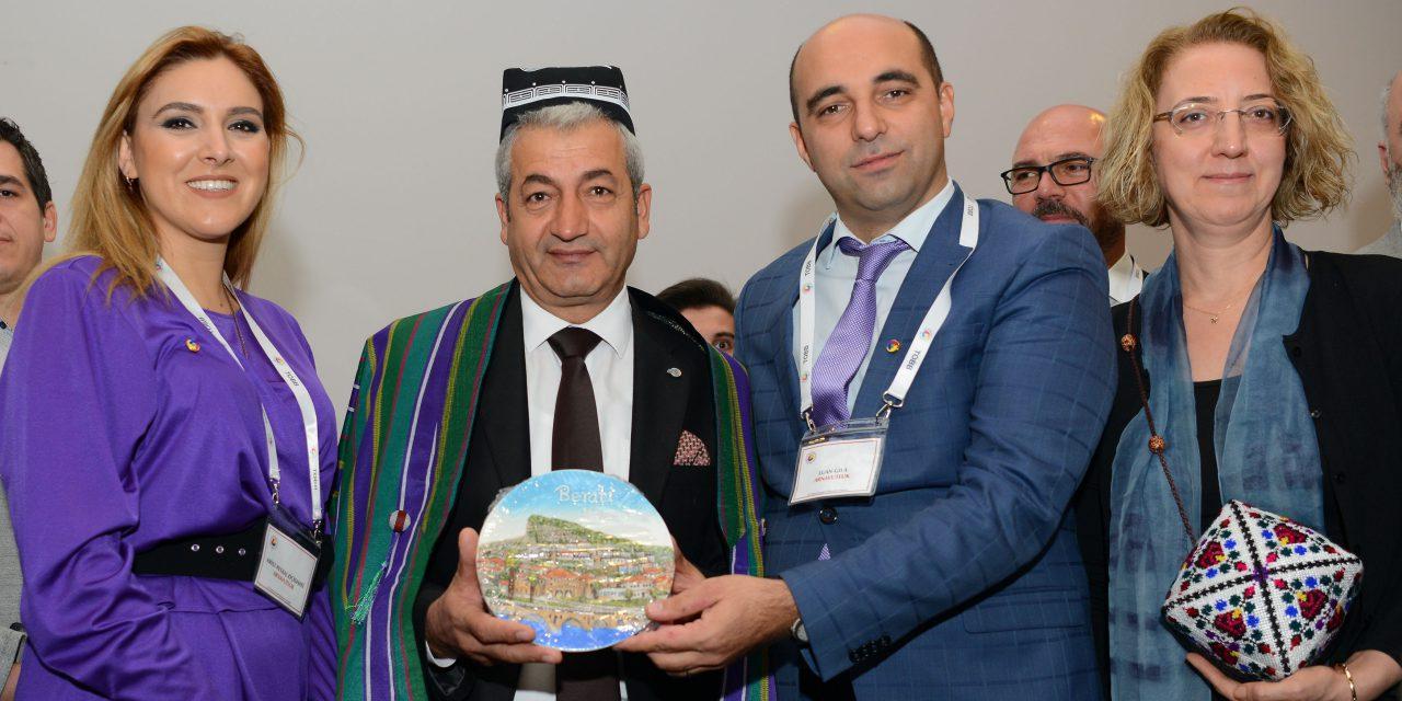 ATSO, Türkçe Konuşan Girişimcileri Ağırladı
