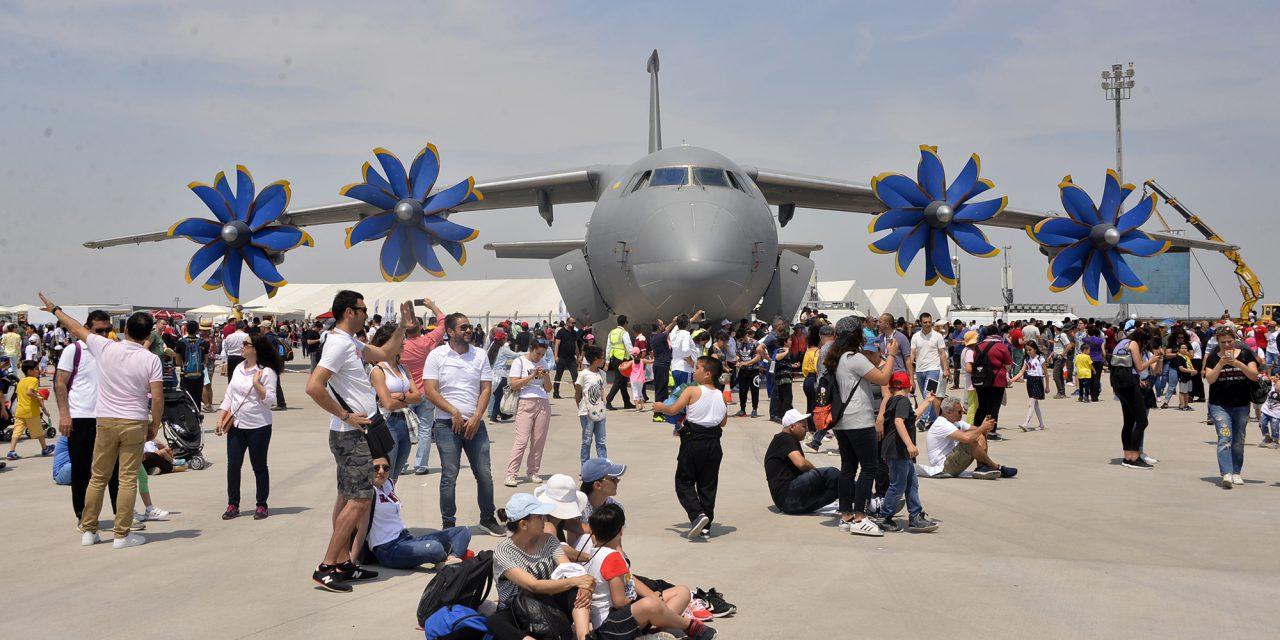 SU-35, Eurasia Airshow'da