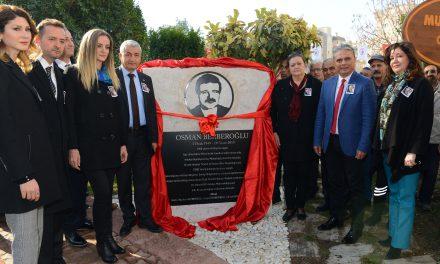 ATSO Eski Başkanı Berberoğlu'nun İsmi Parka Verildi