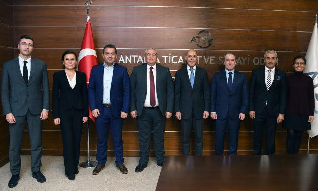 Büyükelçi Mastropietro: Antalya'yı diziler ile tanıtın