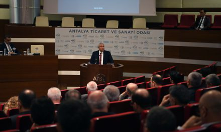ATSO Aralık Ayı Meclis Toplantısı Yapıldı
