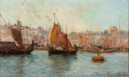 """Antalya Kültür Sanat Yeni Yıla """"Yapı Kredi Koleksiyonları'ndan Renkler"""" Sergisiyle Giriyor"""