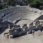 Patara ve Xanthos'a 211 bin ziyaretçi
