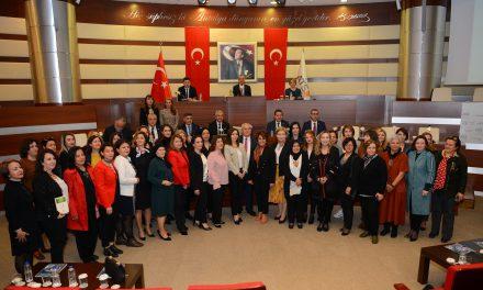 2019 Batı Akdeniz Fark Yaratan Kadın Girişimciler yarışmasında ödüller verildi