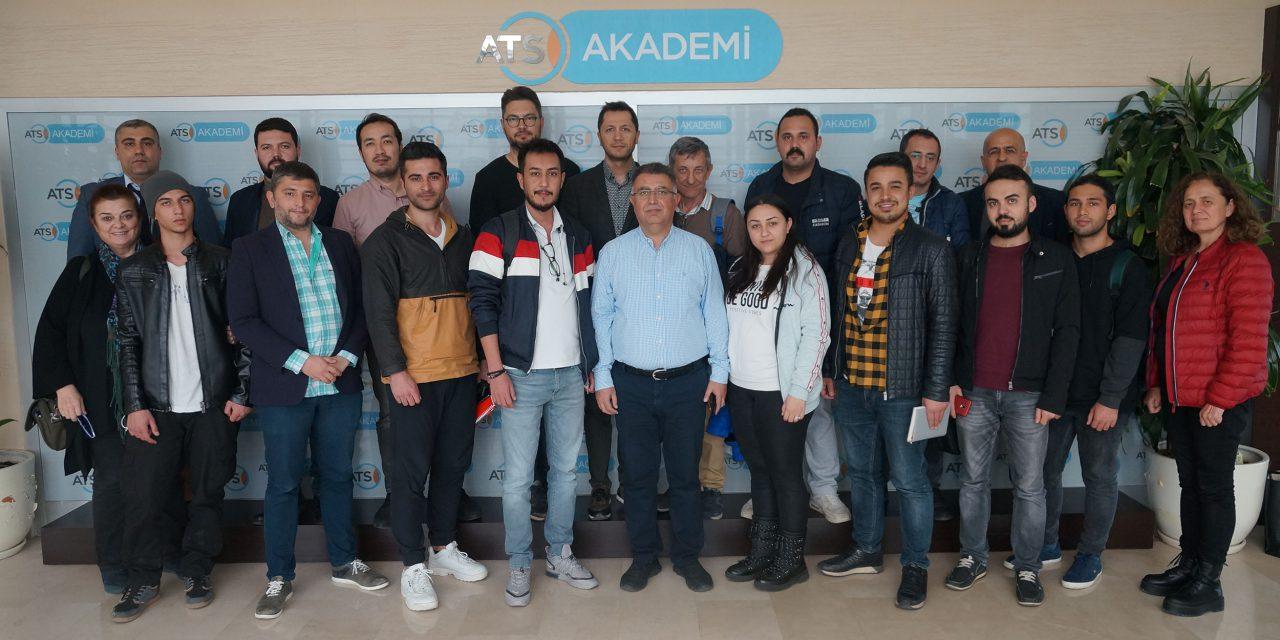 """ATSO Akademi'den """"E-Ticaret E-İhracat Eğitimi Ve Danışmanlık Projesi"""""""