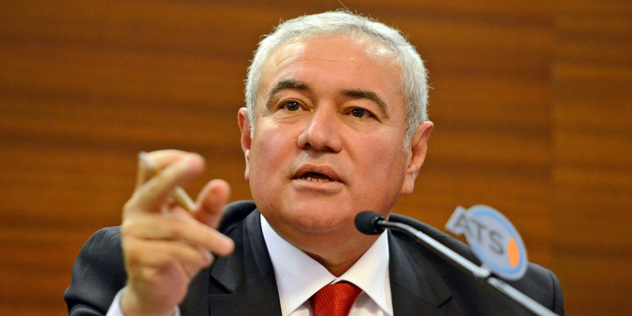 ATSO Başkanı Davut Çetin'den Destek Talepleri