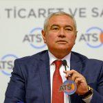 ATSO Başkanı Çetin'den Mart Ayı Enflasyonu Değerlendirmesi