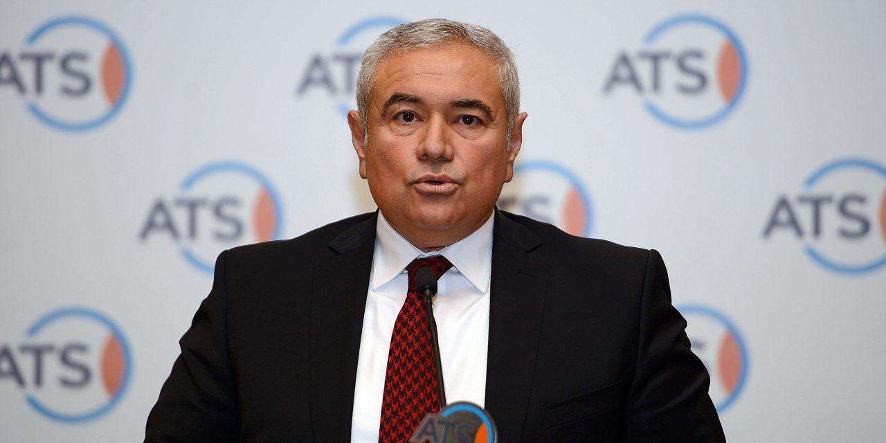 ATSO Başkanı Davut Çetin'den Şubat Ayı Enflasyonu Değerlendirmesi