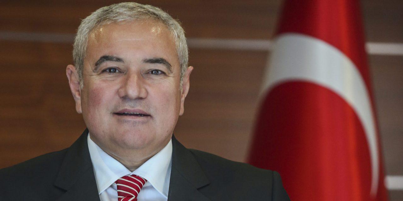 ATSO Başkanı Davut Çetin'den Ramazan Bayramı Mesajı