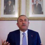 Dışişleri Bakanı Mevlüt Çavuşoğlu ATSO Meclisi'ne Konuk Oldu