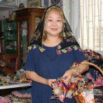Japon yazar Ikumi Nonaka, Türk el sanatları koleksiyonu oluşturdu