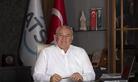 ATSO Başkanı Davut Çetin'den Sanayicilere İkinci 500 Tebriği