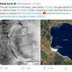 NASA'dan Salda Paylaşımı