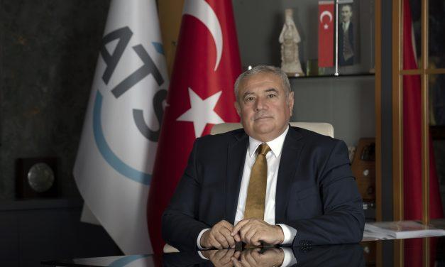 """Başkan Çetin'den """"İşsizlik"""" Uyarısı"""