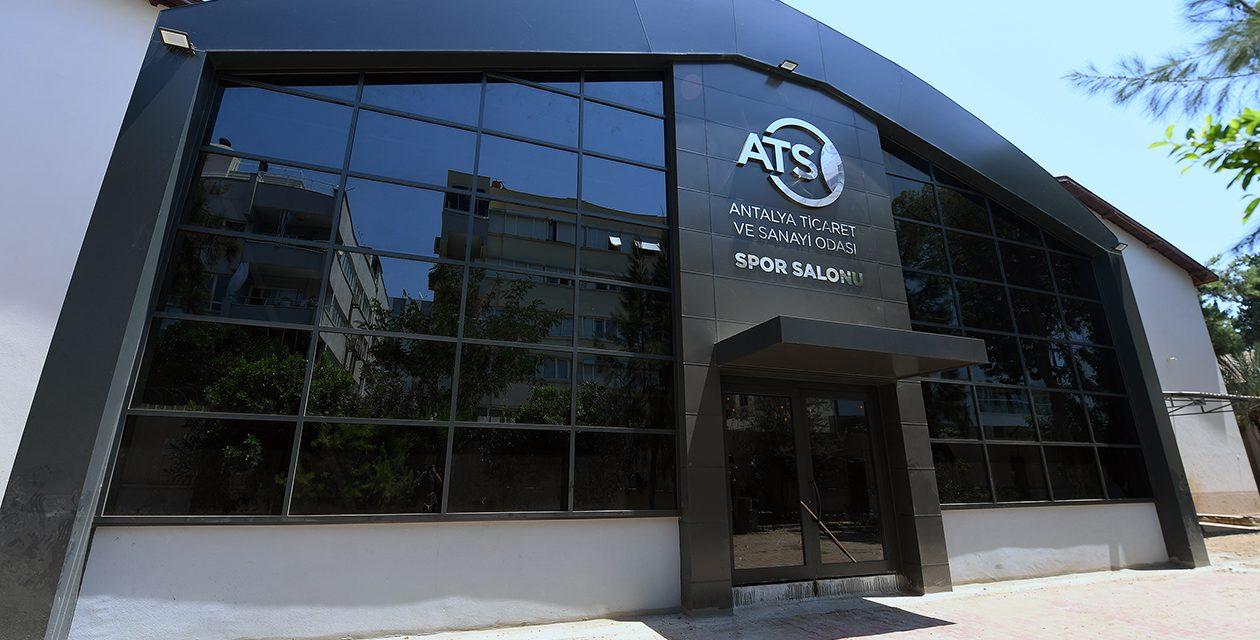 ATSO'dan Eğitime Anlamlı Katkı