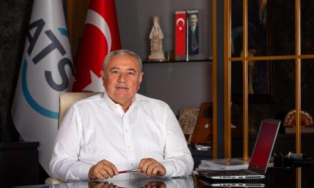 PANDEMİ ATSO'YU DURDURMADI