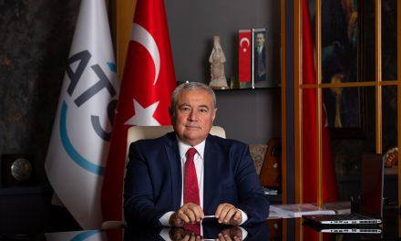 ATSO Başkanı Davut Çetin'den Ocak Ayı Enflasyonu Değerlendirmesi