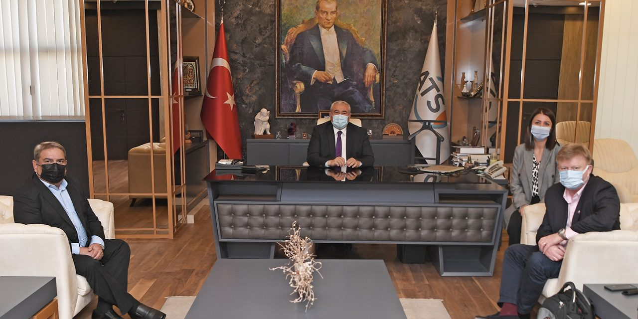 ATSO Başkanı Davut Çetin: Antalya Limanı'nda Yüksek Fiyat Politikası Devam Ederse, Sıkıntılar Çözülmez