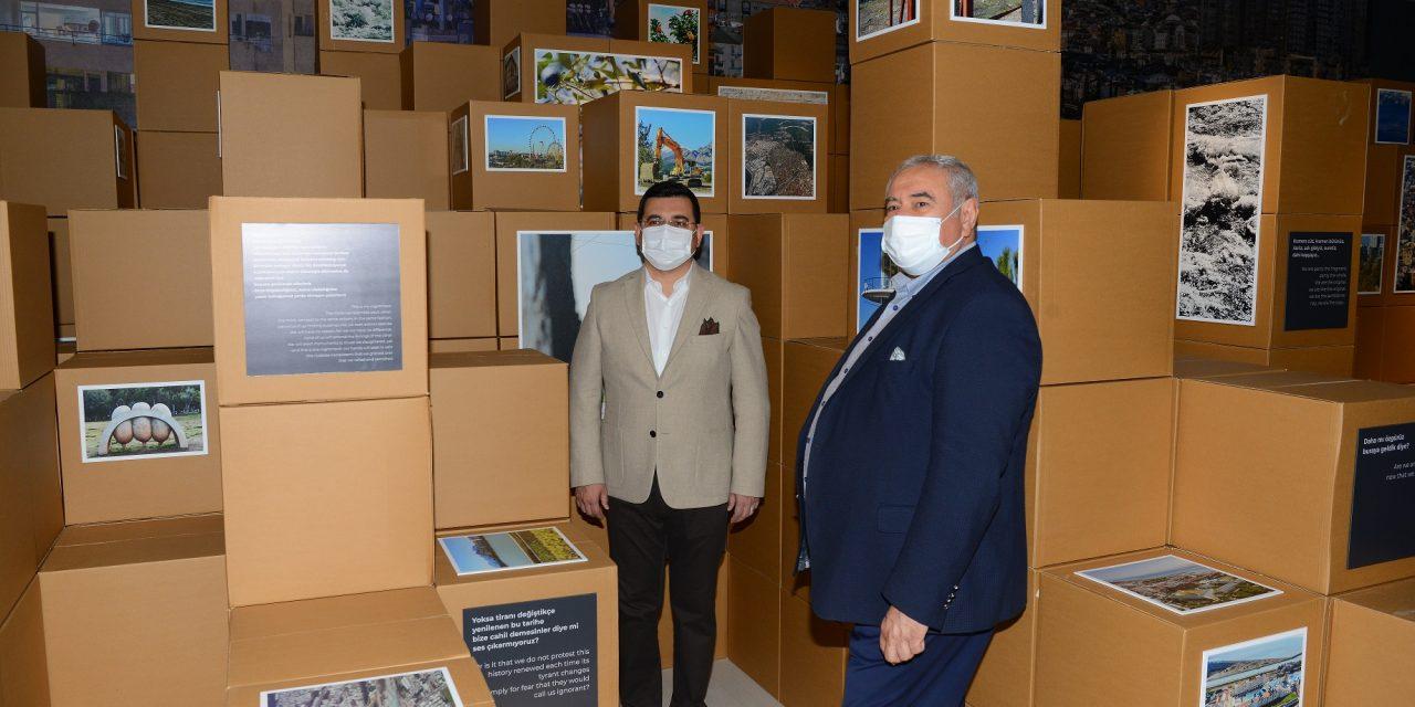 Antalya Kültür Sanat, TÜTÜNCÜ'YÜ KONUK ETTİ