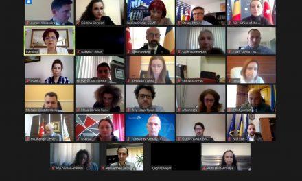 ATSO'da Romanya Sanal Ticaret Heyeti Toplantısı Gerçekleştirildi