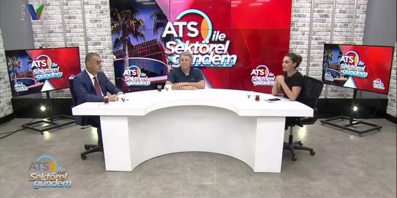 ATSO ile Sektörel Gündem'in konukları 32. ve 41. meslek komiteleri