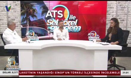 ATSO ile Sektörel Gündem PROGRAMINA BİRİNCİ GRUP KONUK OLDU