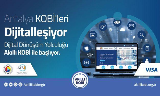 TOBB ve Visa'dan 1.5 milyon KOBİ'ye dijital dönüşüm daveti